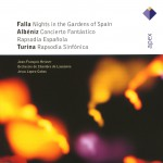 Falla, Albéniz & Turina : Works for Piano & Orchestra - Apex详情