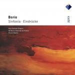 Berio : Sinfonia & Eindrücke详情