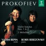 Prokofiev : Violin Sonatas 1, 2 & 5 Melodies详情