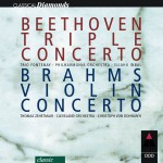 Beethoven : Triple Concerto & Brahms : Violin Concerto详情