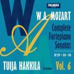 W.A. Mozart : Complete Fortepiano Sonatas Vol. 6详情