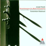 Haydn : Divertimentos for Wind Instruments详情