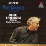 Mozart : Piano Concertos Nos 14, 15 & 16详情