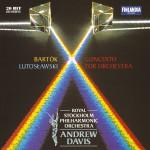 Bartok & Lutoslawski: Concertos for Orchestra详情
