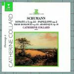 Schumann : Piano Sonata No.2, Arabeske & Papillons详情