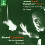 Brahms : Symphony No.3 & 'Haydn' Variations详情