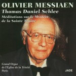 Olivier Messiaen - Meditations on the Mystery of the Holy Trinity详情