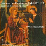 Palestrina: Canticle of Canticles详情