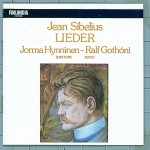 Jean Sibelius : Lieder详情