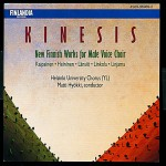 Kinesis / New Finnish Works for Male Voice Choir详情