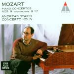 Mozart : Piano Concertos Nos 9 & 17详情