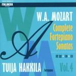 W.A. Mozart : Complete Fortepiano Sonatas Vol. 4详情