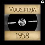 Vuosikirja 1958 - 50 hittiä详情