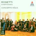 Rosetti: Symphonies Vol. 1详情