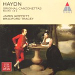 Haydn : English Canzonettas详情