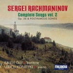 Sergei Rachmaninov - Complete Songs Vol. 2详情