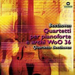 Tre quartetti per pianoforte: nn. 1 - 2 - 3 WoO 36详情