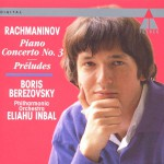Rachmaninov : Piano Concerto No.3; 5 of 10 Preludes op.23详情