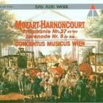 Mozart : Symphony No.27 & Serenade No.5详情