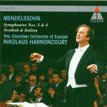 Mendelssohn : Symphonies Nos 3 & 4详情
