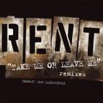 Take Me Or Leave Me (U.S. Maxi Single)详情