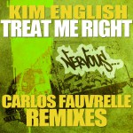 Treat Me Right - Carlos Fauvrelle Mixes详情
