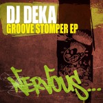 Groove Stomper EP详情