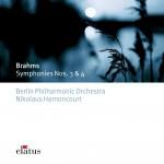 Brahms : Symphonies Nos 3 & 4 - Elatus详情