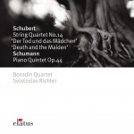 Schubert : String Quartet, 'Death and the Maiden' & Schumann : Piano Quintet - E详情