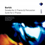 Bartók : Sonata for 2 Pianos & Percussion & Suite for 2 Pianos - Apex详情