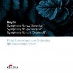 Haydn : Symphonies Nos 94, 96 & 103 - Elatus详情