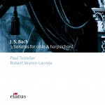 Bach, JS : 3 Sonatas for Cello & Harpsichord - Elatus详情