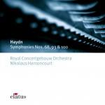 Haydn : Symphonies Nos 68, 93 & 100 - Elatus详情