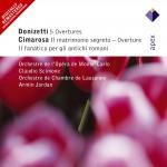 Donizetti, Cimarosa & Mercadante : Overtures & Sinfonias - Apex详情