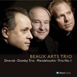 Dvorák : Piano Trio No.4, 'Dumky' & Mendelssohn : Piano Trio No.1详情