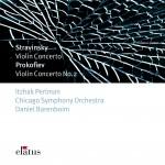 Stravinsky : Violin Concerto & Prokofiev : Violin Concerto No.2 - Elatus详情