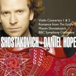 Shostakovich : Violin Concertos Nos 1 & 2详情