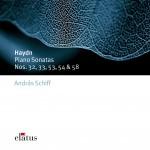Haydn : Piano Sonatas Nos 32, 33, 53, 54 & 58 - Elatus详情