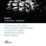 Wagner : Tannhäuser [Highlights]详情