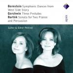 Bernstein, Gershwin & Bartók : Works for 2 Pianos - Apex详情