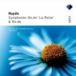 Haydn : Symphonies Nos 85 & 86 - Apex详情