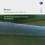 Mozart : Symphonies Nos 25, 29 & 33 - Apex详情