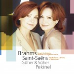 Brahms : Sonata for 2 Pianos, 5 Waltzes & 2 Hungarian Dances详情