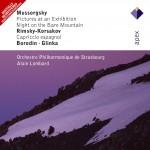 Mussorgsky, Rimsky-Korsakov, Borodin & Glinka : Russian Orchestral Favourites -详情