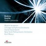 Elatus - Dvorák : Violin Concerto / Brahms : Violin Concerto详情