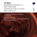 Bach, JS : Brandenburg Concertos Nos 1 - 3 & Flute Concerto - Apex详情