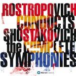 Shostakovich: Complete Symphonies详情