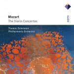 Mozart : Violin Concertos Nos 1 - 6详情