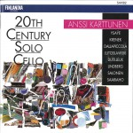 20th Century Solo Cello详情