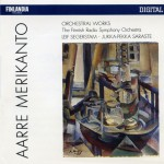 Aarre Merikanto : Orchestral Works详情